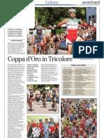 Coppa d'Oro, L'Adige 10 settembre 2012 1