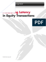 Low Latency White Paper Booklet