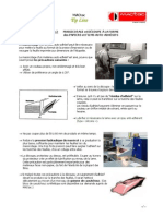 Mactac Soignies - Produits adhésifs - Conseils de massicotage
