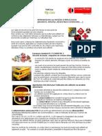 Mactac Soignies - Produits adhésifs - Approbations de sécurité et d'hygiène