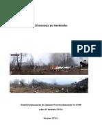 Raport Zespołu Parlamentarnego ws. smoleńskiej zbrodni