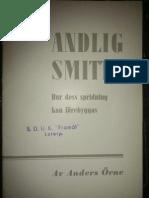 Anders Örne Andlig Smitta