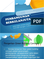 PPT Green Building & Carbon Footprint