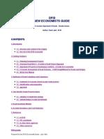 Dfid New Economist Guide
