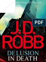 Delusion in Death by J.D. Robb - Chapter One