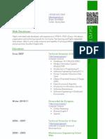 CV DavidFaber