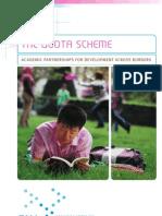 Quota Scheme Brochure 2005