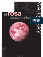 El Rosa Cambia Vidas - Mary Kay. Responsabilidad Social Corporativa