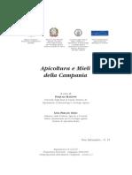 [E-Book - Apicoltura] Mazzone, Pasquale & Persano Oddo, Livia - Apicoltura e Mieli Della Campania (2003, Regione Campania, 108 Pp)