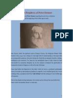 Last Prophecy of Peter Deunov