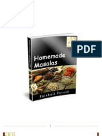 Home Made Masalas