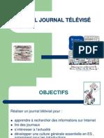 Tutoriel Journal Televise