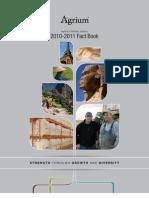2010-2011 Agrium Fertiliser Industry Fact Book