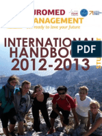 International Welcoming Guide 2012/2013