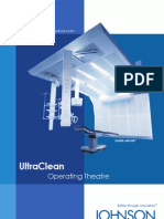 Ultra Clean Operating Theatre
