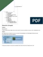 Impressao Advogado - PJe - Manual Trt