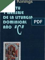 Konings, Johan - Espiritu y Mensaje de La Liturgia Dominical (Ciclo c)