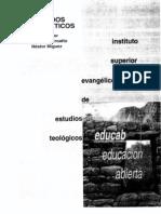 Kruger, Rene - Manual de Metodos Exegeticos