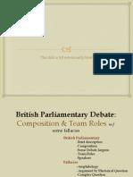 British Parliamentary