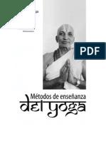 Manual de Metodos YOGA