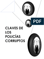 Anonymous - Claves de Los Policias Corruptos