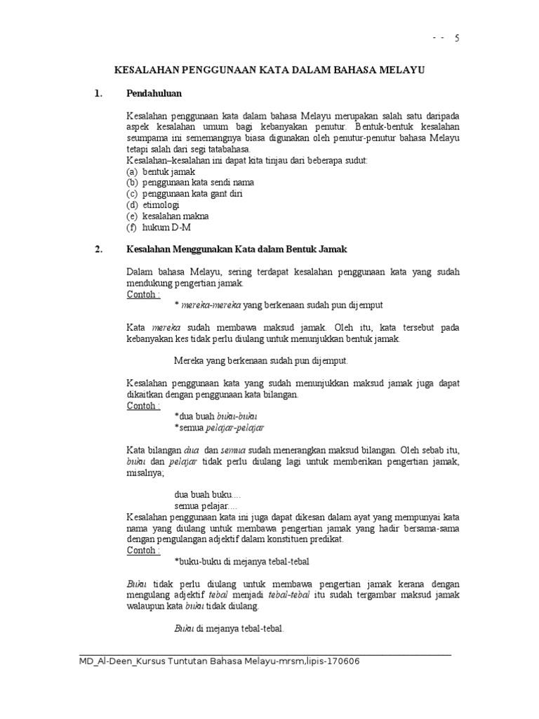 Contoh Kata Homonim Dalam Bahasa Melayu Brad Erva Doce Info