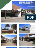 2011 Tres Parques Dossier de Arquitectura - Vértice Arquitectos