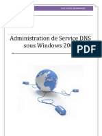 Administration de Service DNS Sous Windows 2003