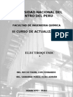 Electroquímica Industrial