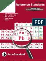Inorganic Reference Standard (6th Ed)