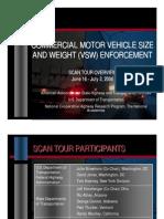 스위스 도로 차량 무게 계측 시스템(WIM) 발표자료