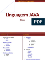 Aula - Linguagem Java - Básico