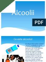 Alcoolii