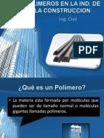 Polimeros en La Ind Constructora