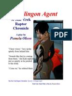 A Klingon Agent