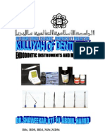 Endo Instruments and Materials