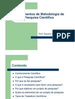 ProfDayanaCosta_FundamentosMetodologiadePesquisa