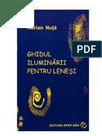 Adrian Nuta-Ghidul Iluminarii Pentru Lenesi