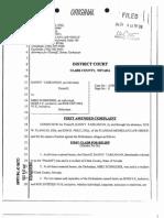 Tarkanian Complaint Clark County District Court, 1-24-08