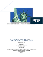 Doing Business in the US (VB Pamplet)