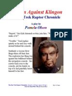 Klingon Against Klingon