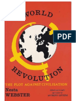 World-Revolution the Plot Against Civilisation Nesta-Webster