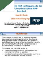 Initiatives of the NEA in Response to theTEPCO Fukushima Daiichi NPPAccident