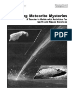Meteorite Teachers Guide