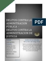 Monografia Penal Articulos 400- 406