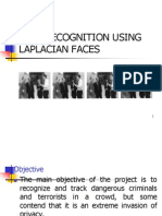 Face Recognition Using Laplacian Faces