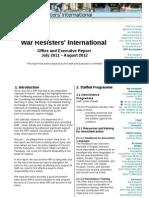 WRI Annual Report