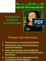 AURICULOTERAPIA 2012