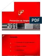 003 Prevencion de Riesgos 01 Introduccion