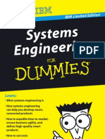 Systems Engineering for Dummies